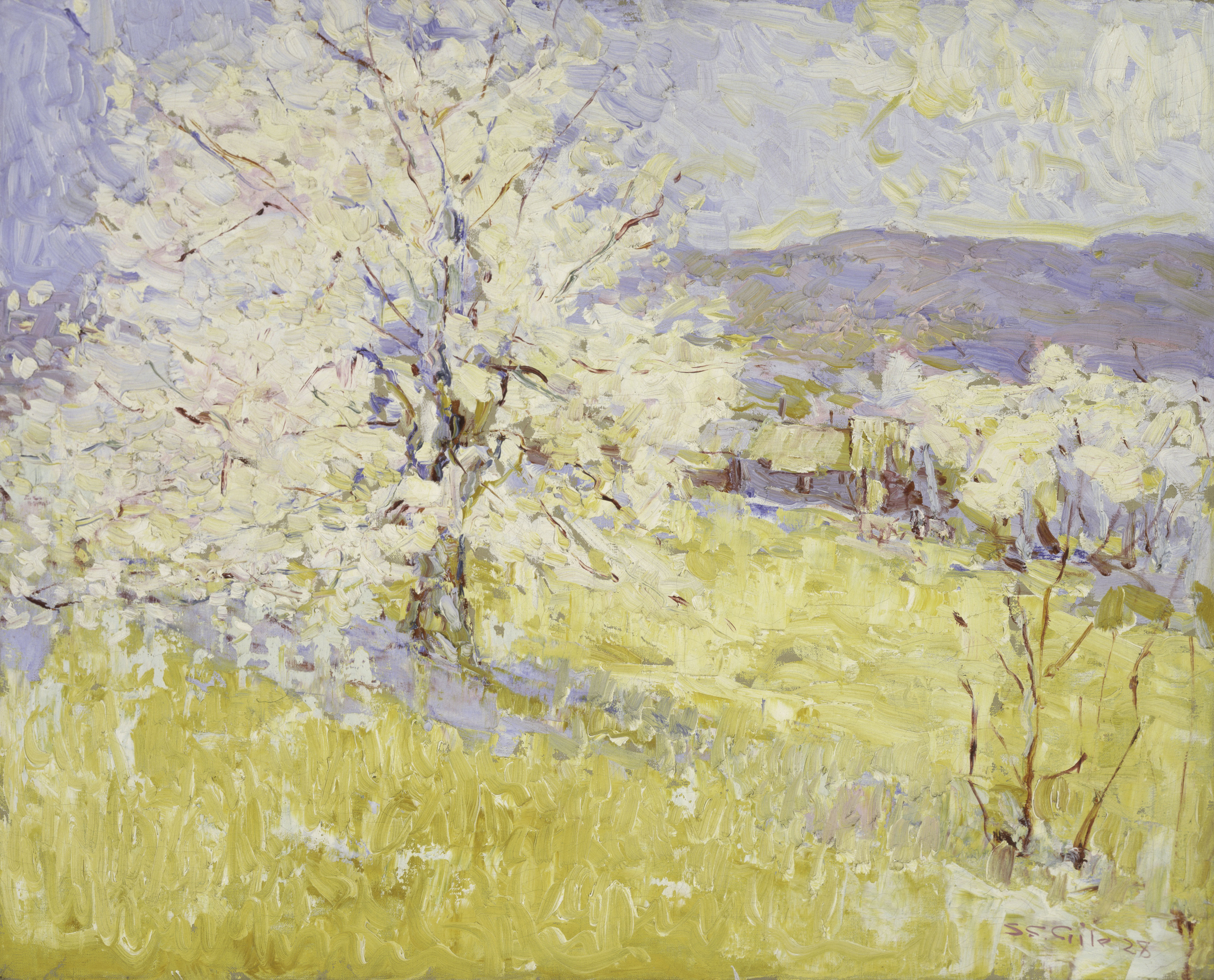Spring by Seldon Connor Gile