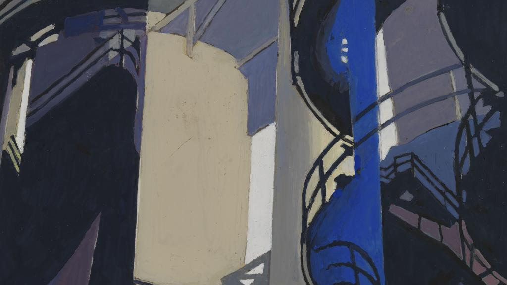 Continuity by Charles Sheeler