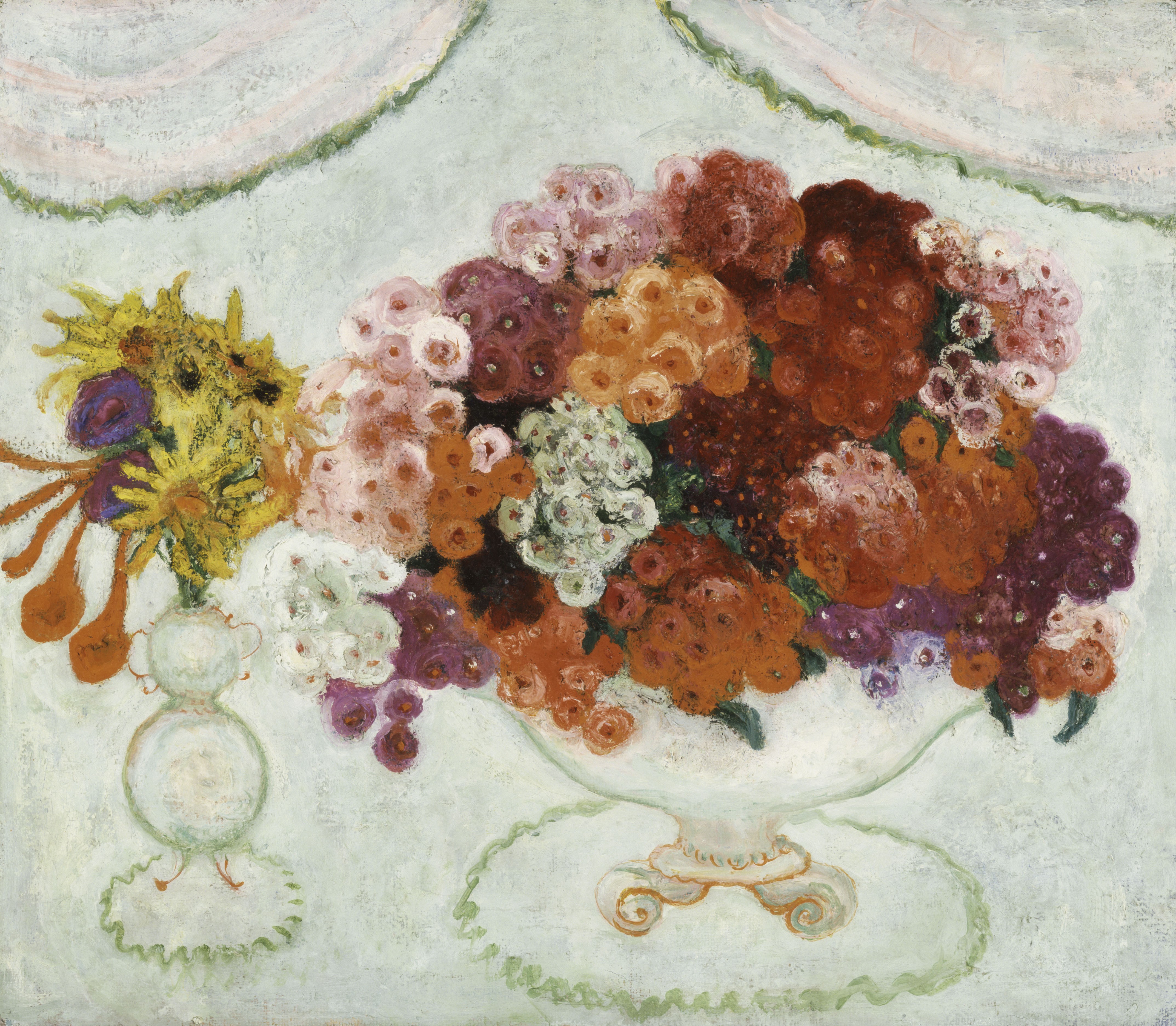 Still Life with Flowers by Florine Stettheimer