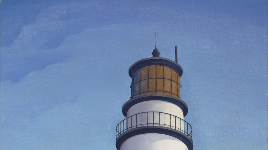 Highland Light by George C. Ault