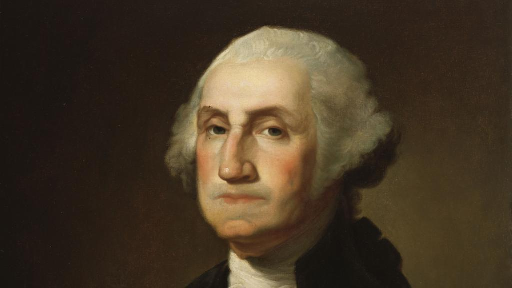 George Washington by Rembrandt Peale, after Gilbert Charles Stuart