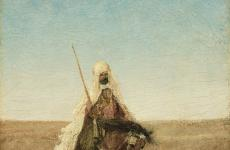 The Lone Scout by Albert Pinkham Ryder
